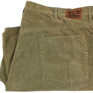 Polo Jeans Co. Hayden Corduroy Pants Mens Sz 52x29